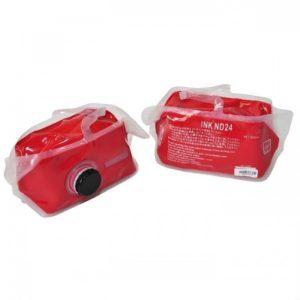 DUPLO ND24 красная 600 мл ОАТ 300x300 - Краска цв. КРАСНАЯ (ND)  для DP 430, 600ml, OAT