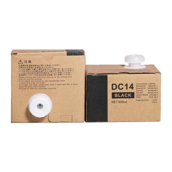 DC 14 600x600 - Краска черная (DC14) для DP-C120/C110 600ml, OAT