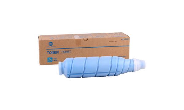 Konica Minolta TN 616C A1U9453 600x360 - Тонер TN-616C (cyan) Konica Minolta bizhub PRESS C6000, синий, ресурс 41 800 стр.