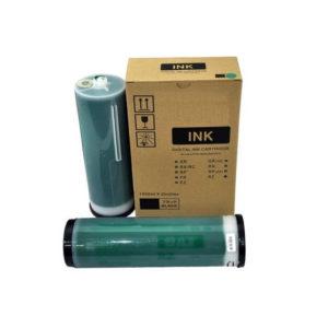RZ зеленая 300x300 - Краска RISO RZ/EZ/MZ зеленая (1000ml), с чипом, OAT