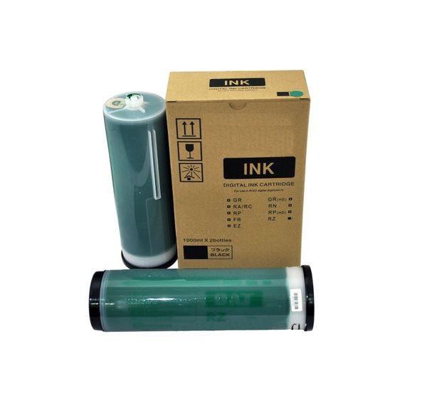 RZ зеленая 600x570 - Краска RISO RZ/EZ/MZ зеленая (1000ml), с чипом, OAT