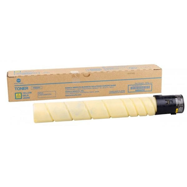 324 2 600x600 - Тонер TN-324Y (yellow), желтый, ресурс 26 000 стр. (A8DA250) Konica Minolta bizhub C258