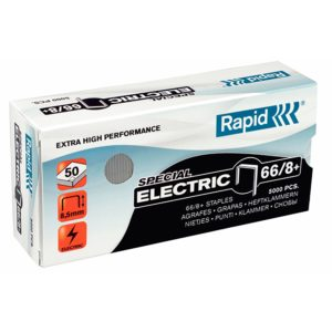668 300x300 - Скобы Rapid 66/8+SPECIAL ELECTRIC HIGH PERFOMANCE (5000 шт.)