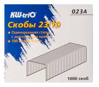 812045 v01 m - Скобы для степлера 23/10 KW-triO