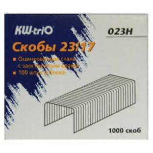 812048 v01 m 300x300 - Скобы для степлера 23/17 KW-triO