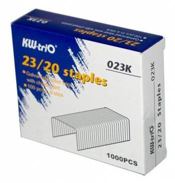 812049 v01 m - Скобы для степлера 23/20 KW-triO