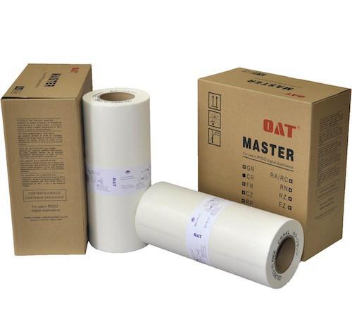 master riso tr cr oat 500x500 - Мастер-пленка для RISO TR/CR,А4, OAT