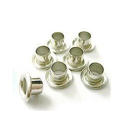 1729562 0 - Люверсы / Колечки Piccolo (серебро), 5.5 мм, 1000 +/-10% шт