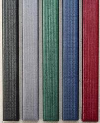 cvet kanal o channel len - Цветные каналы с покрытием «ткань» O.CHANNEL А4 304 мм 10 мм, черный, синий, бордо, зеленый, серый