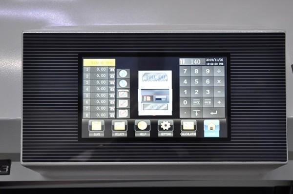 3 21 600x398 - Программируемый резак для бумаги BW-4608