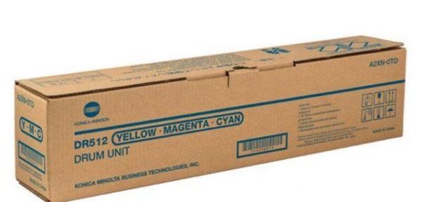 EEiaNiKpCDgzAyp 600x288 - Фотобарабан DR-512 (YMC) цветной (A2XN0TD) Konica Minolta bizhub C224