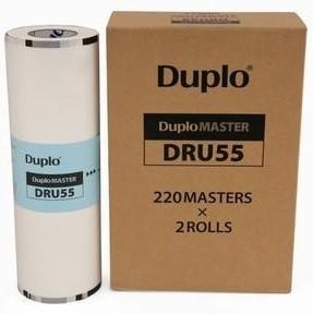 faffc058847495a6414bb538d8434230 - Мастер-пленка Duplo DRU-555 (DUP90109_1)