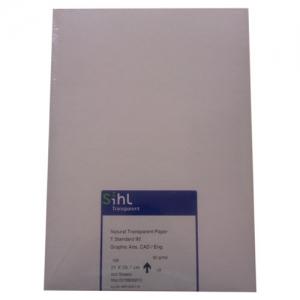 sihl transparent - Калька для лазерной печати Sihl Transparent T Standard ( формат А4, плотность 92 гр/м2, 500 листов )