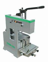 tpm100 - Тампопечатный станок HPC-100 (ручная)