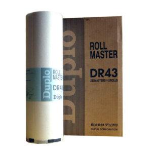 duplo master dp430 enl 300x300 - Мастер-пленка A3 Duplo DP-430 (DR43), 430L