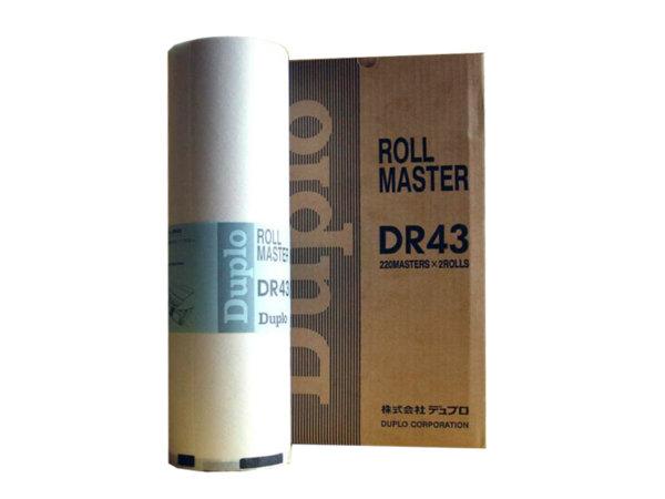 duplo master dp430 enl 600x450 - Мастер-пленка A3 Duplo DP-430 (DR43), 430L